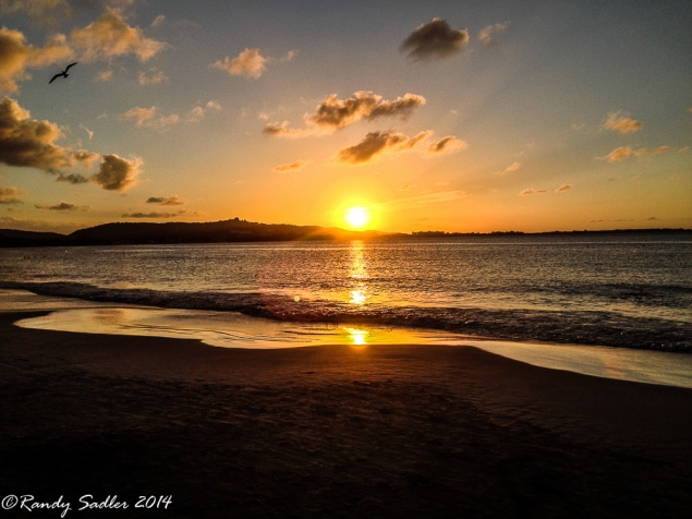 Luquillo Beach Sunset