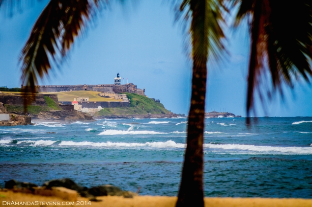 Yes! This is on the Ironman Puerto Rico 70.3 Run Course!!